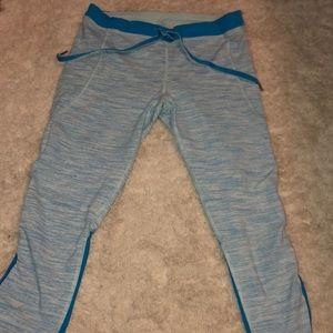 Lulu lemon size 4 leggings